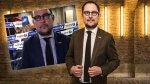 Vincent Van Quickenborne dient klacht in tegen Vlaams Belang na beschuldiging van positieve alcoholcontrole