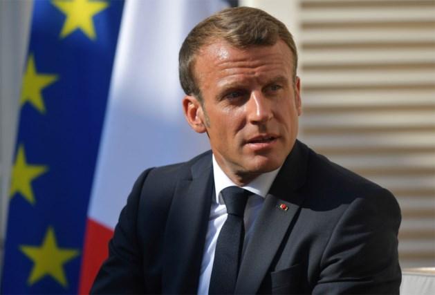 Rechts-extremist die op Macron wou schieten naar correctionele rechtbank