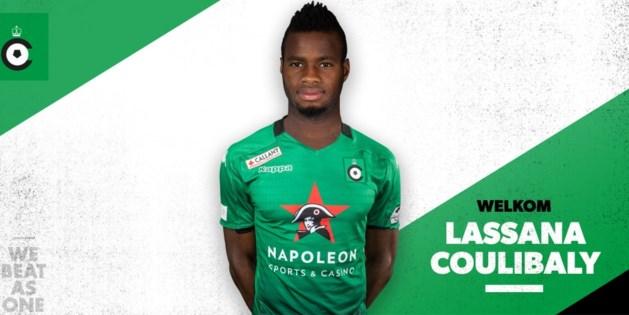 Rode lantaarn Cercle Brugge haalt met Malinees international Lassana Coulibaly al derde versterking op één week