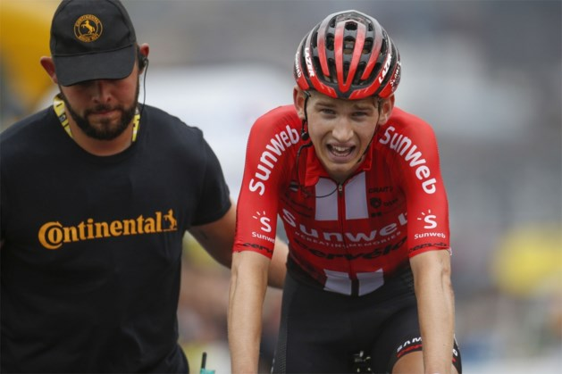 Team Sunweb verliest talentvolle Duitser Lennard Kämna aan BORA-hansgrohe
