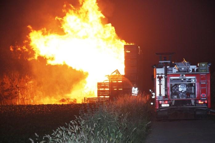 """Verdachte van brandstichtingen die ook in Gingelom toesloeg: """"Toen ik de brandweer belde, besefte ik dat ik iets goeds deed"""""""