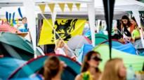 Festivalgangster (18) opgejaagd voor filmpje brandende vlag