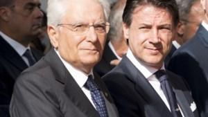 Italiaanse president zoekt uitweg uit regeringscrisis