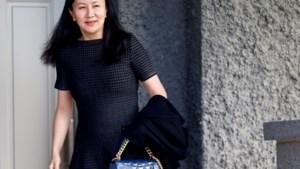 Gearresteerde topvrouw geeft toe dat Huawei kantoor heeft in Iran