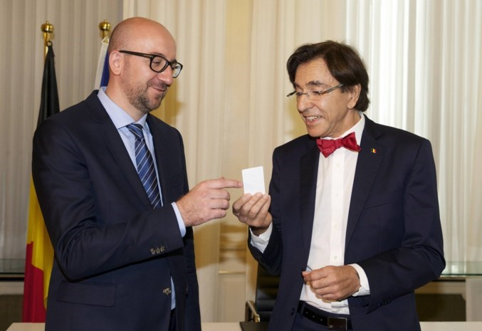 Ondanks belofte: Michel bespaarde minder dan Di Rupo