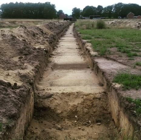 Archeologische prospectie KMO Zone Meeuwen afgerond