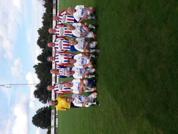 FC Maasland No wint wandelvoetbaltornooi
