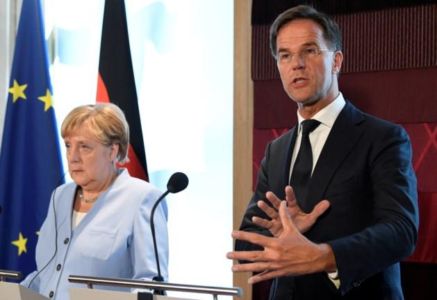 """Nederland en Duitsland werken samen voor klimaat, eerste overleg """"ontzettend geslaagd"""""""