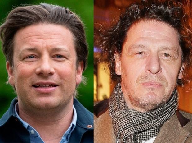"""Britse chefs in de clinch: """"Kampt Jamie Oliver met waanvoorstellingen?"""""""