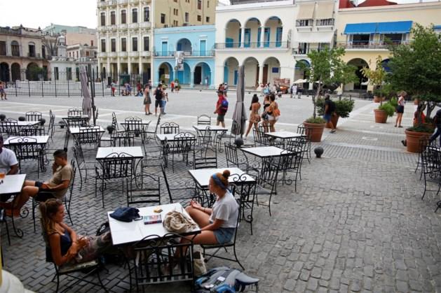 Cuba lokt minder toeristen na sancties van VS