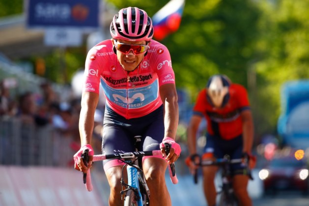 Giro-winnaar Richard Carapaz zegt in laatste instantie af voor de Vuelta
