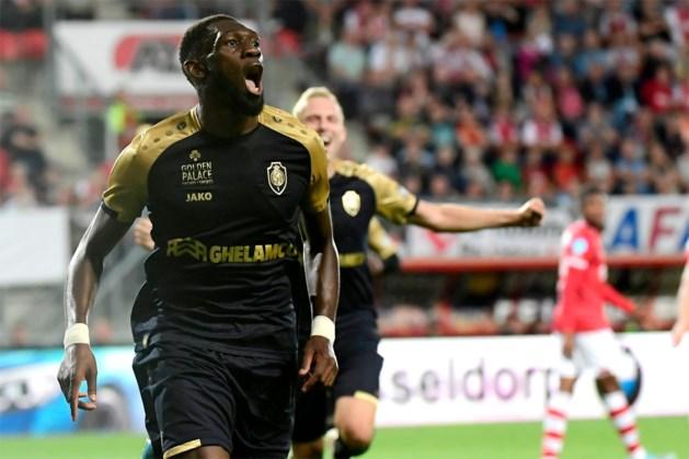 Antwerp heeft goede uitgangspositie beet na gelijkspel tegen AZ