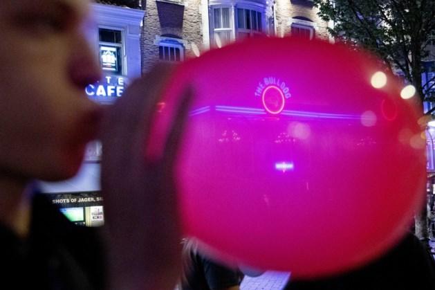 Twee Nederlandse jongeren verlamd door lachgas