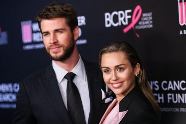"""Miley Cyrus bijt van zich af: """"Ik heb Liam nooit bedrogen"""""""
