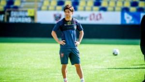 Ito maakt indruk op Stayen... maar is nog niet speelgerechtigd
