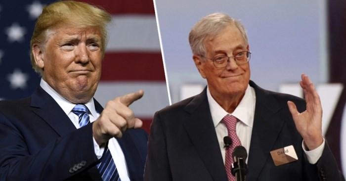 De multimiljardair die Trump mogelijk maakte... en er later veel spijt van kreeg