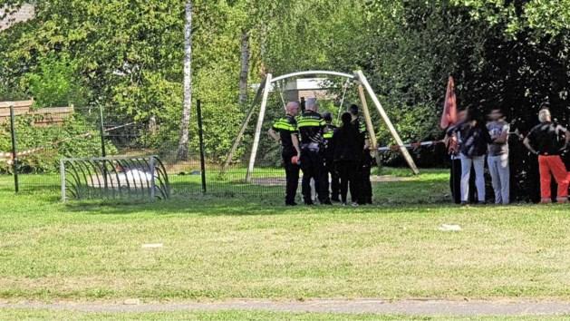 Buurtbewoners verdenken man van zedenfeiten met 4-jarig meisje en slaan hem dood in Nederlands speeltuintje