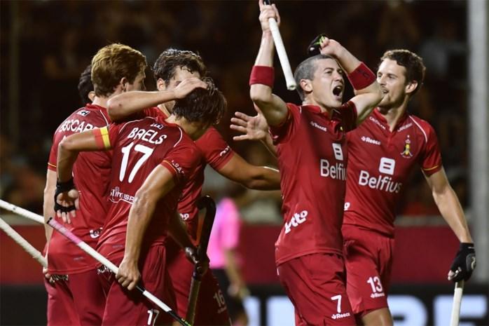 Red Lions verpulveren Spanje en swingen in eigen land naar eerste Europese titel hockey