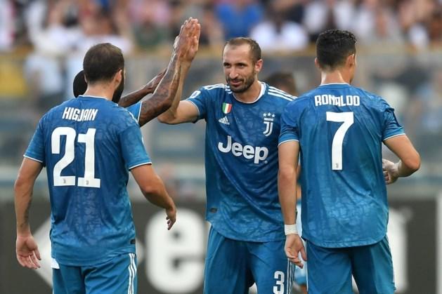 Juventus opent Serie A-seizoen met zuinige zege tegen Parma, Ronaldo is niet op de afspraak en heeft VAR tegen