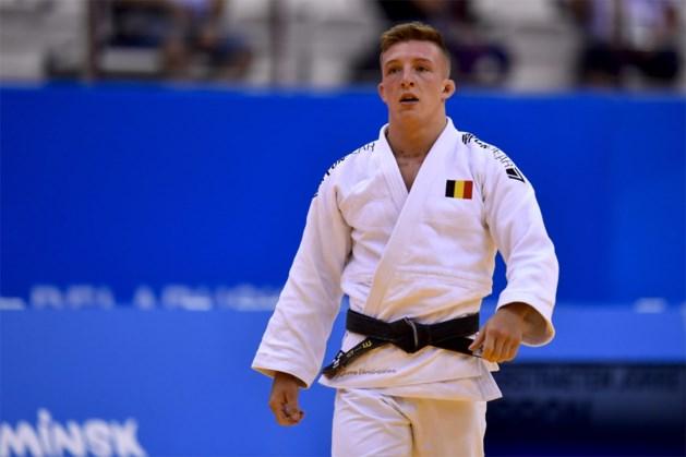 Sterke Jorre Verstraeten sneuvelt in derde ronde op WK judo in Tokio