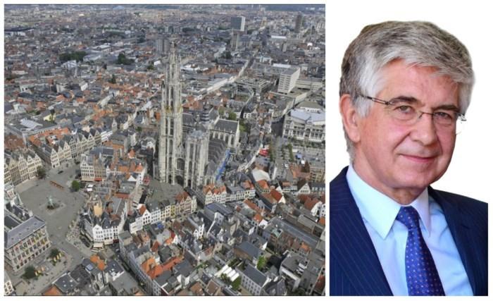 """Waalse prof: """"Maak vier deelstaten, met Antwerpen als hoofdstad van Vlaanderen"""""""