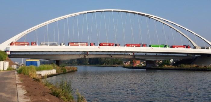 Geslaagd voor de test: kanaalbrug in Stokrooie woensdag open