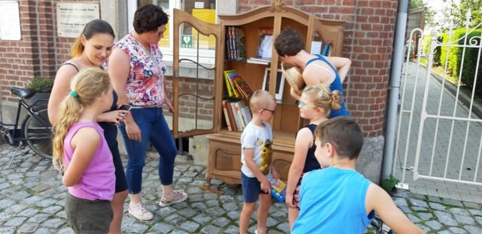 Boekenjagers verstoppen massaal gratis boeken, ook in Herstappe