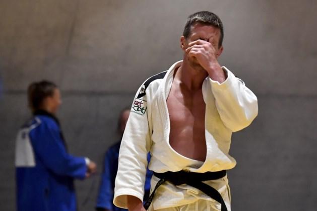 Dirk Van Tichelt strandt in openingsronde WK judo