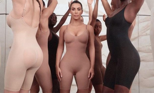 Kim Kardashian verandert naam van shapewear na storm van kritiek