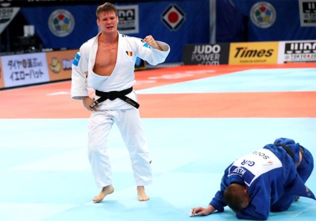 Matthias Casse pakt zilver op WK judo