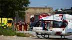Arbeiders gewond bij instorting luifel bij Peers bedrijf