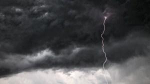 Code geel in het hele land: KMI waarschuwt voor onweersbuien woensdagnamiddag