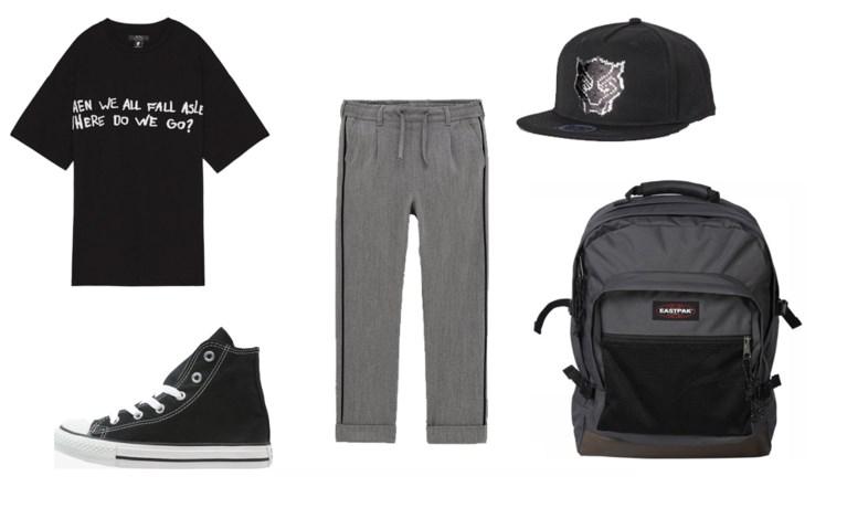 Vier stijlvolle outfits voor de start van het schooljaar