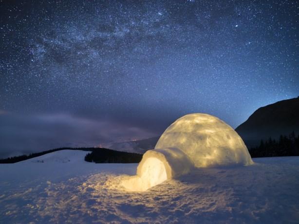Airbnb verhuurt nu ook iglo's