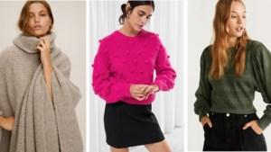 Door deze truien kijk je uit naar de herfst