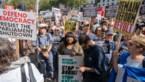 """""""Stop de staatsgreep!"""" Tienduizenden Britten protesteren tegen Boris Johnson"""