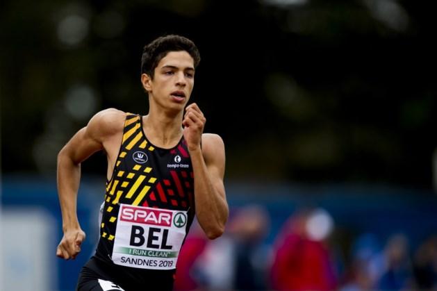 EK atletiek voor landenteams: België laatste na eerste dag, maar wel met negen van zijn tien spurters in finale