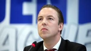 Vlaams Belanger Sam van Rooy is meest gedeelde Vlaamse twitteraar