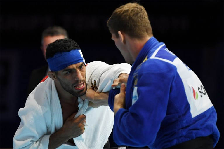"""Iraniër verloor op WK judo met opzet van Matthias Casse: """"Ik moest het zo doen dat het niet zou opvallen"""""""