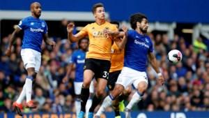 Leander Dendoncker kan nederlaag bij Everton niet vermijden