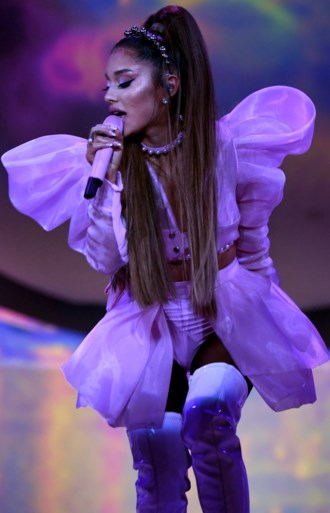 Ariana Grande annuleert ontmoeting met fans in Antwerpen door paniekaanval