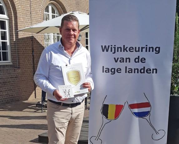 Witte wijn 'Krachtig 2018' van de Kitsberg opnieuw de beste van de Lage landen