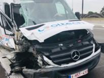 Twee gewonden bij ongeval op Klaverblad in Lummen