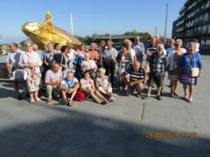 Senioren van Genendijk voor de 10de keer naar zee