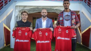Antwerp stelt Steven Defour officieel voor samen met Benson en Gano, ook komst Wesley Hoedt afgerond