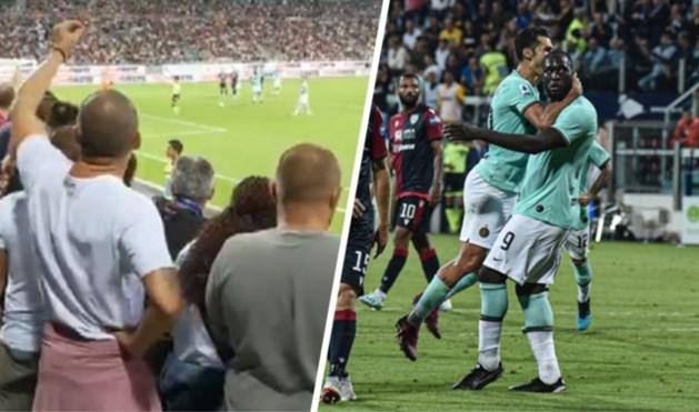 Onthutsend: fans van Inter maken Lukaku duidelijk dat Italianen geen racisten zijn en dat geluiden bij het voetbal horen