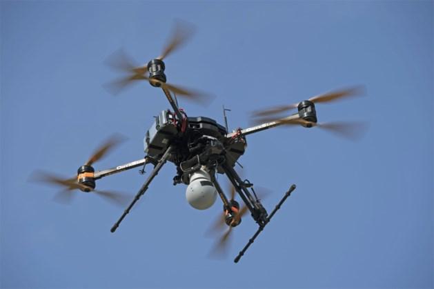 Drone registreren kan voortaan online