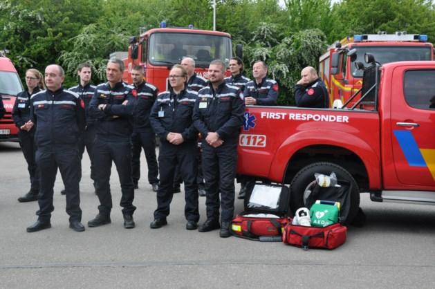 Tien jaar brandweer in Voeren