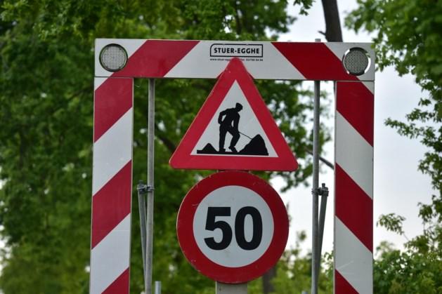E314 vrijdagavond afgesloten in Maasmechelen richting Lummen