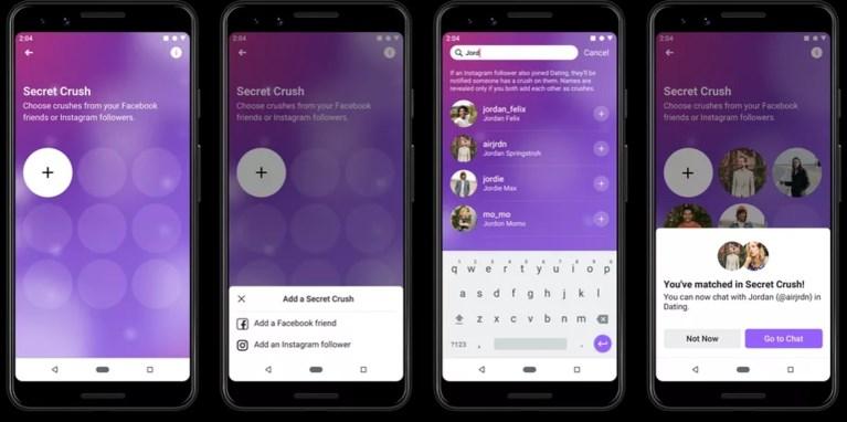 Facebook gaat concurrentie met Tinder, Grindr & co aan en lanceert nu eigen dating-service